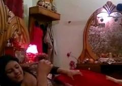 Indian honeymoon pair from lucknow hardcore lovemaking