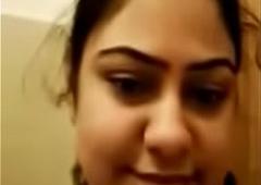 pak muslim bhabi with nice boobs plus muff