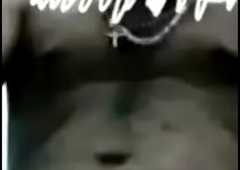 Video call masturbating