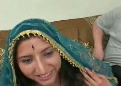 Indian gangbang orgy