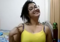 Indian hot aunty showing heart of hearts with an increment of boob press to boyfriend