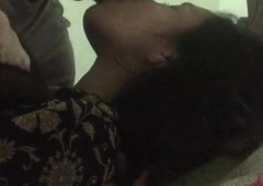 Tamil hot college girl boobs deep throated by her bf