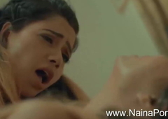 Indian desi lesbian making love feneo ullu webbing sequence