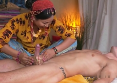 Thai Masseuse Bangs Say no to Client