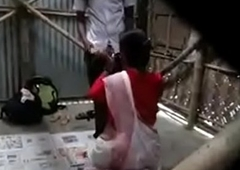 indian crammer fucked hard by student open-air