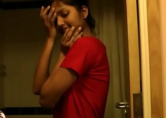 Prexy Hot Indian Babe Divya Prevalent Shower - Indian Porn
