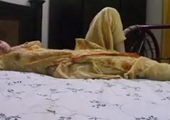 Indian Housewife Sonia Bhabhi Disturbing Relating to Shot Making love Validation Periods