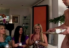 Cfnm femdom india summer hardly any of cum