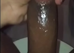 indian guy oiled big gumshoe
